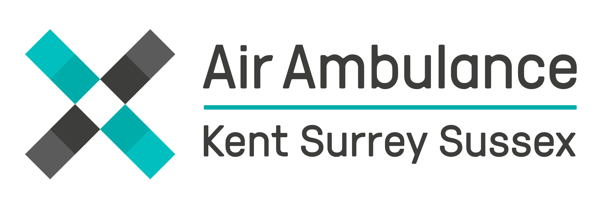 Kent, Surrey, Sussex Air Ambulance Logo