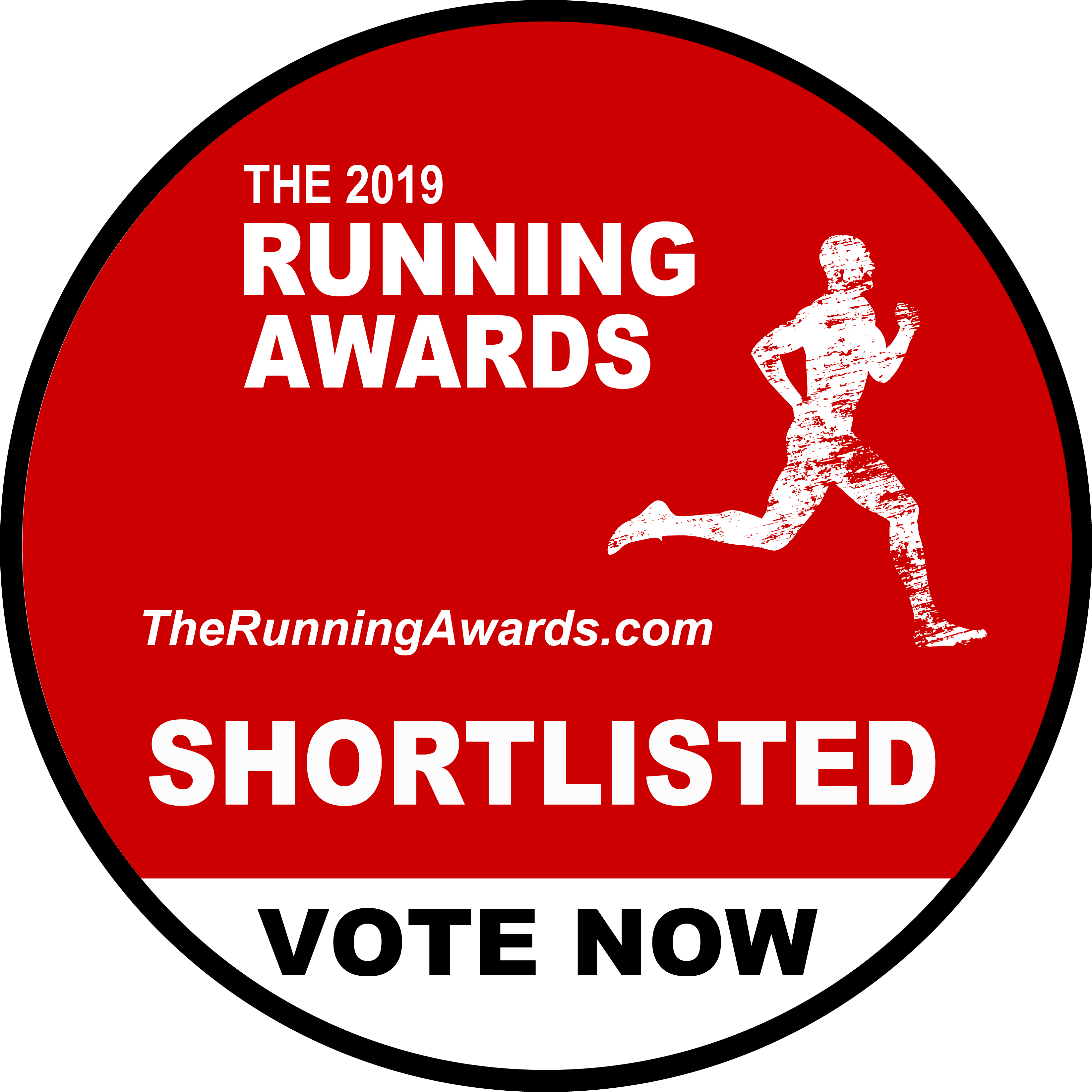 Running Awards Shortlisted