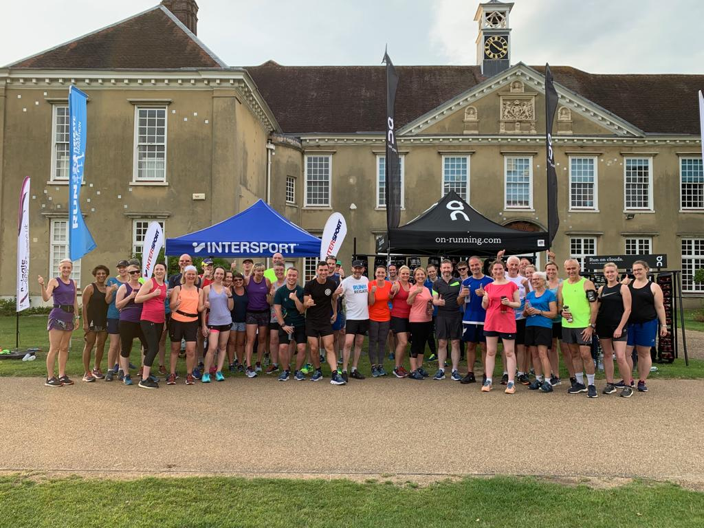 Intersport Run Reigate Run Club – Week 2