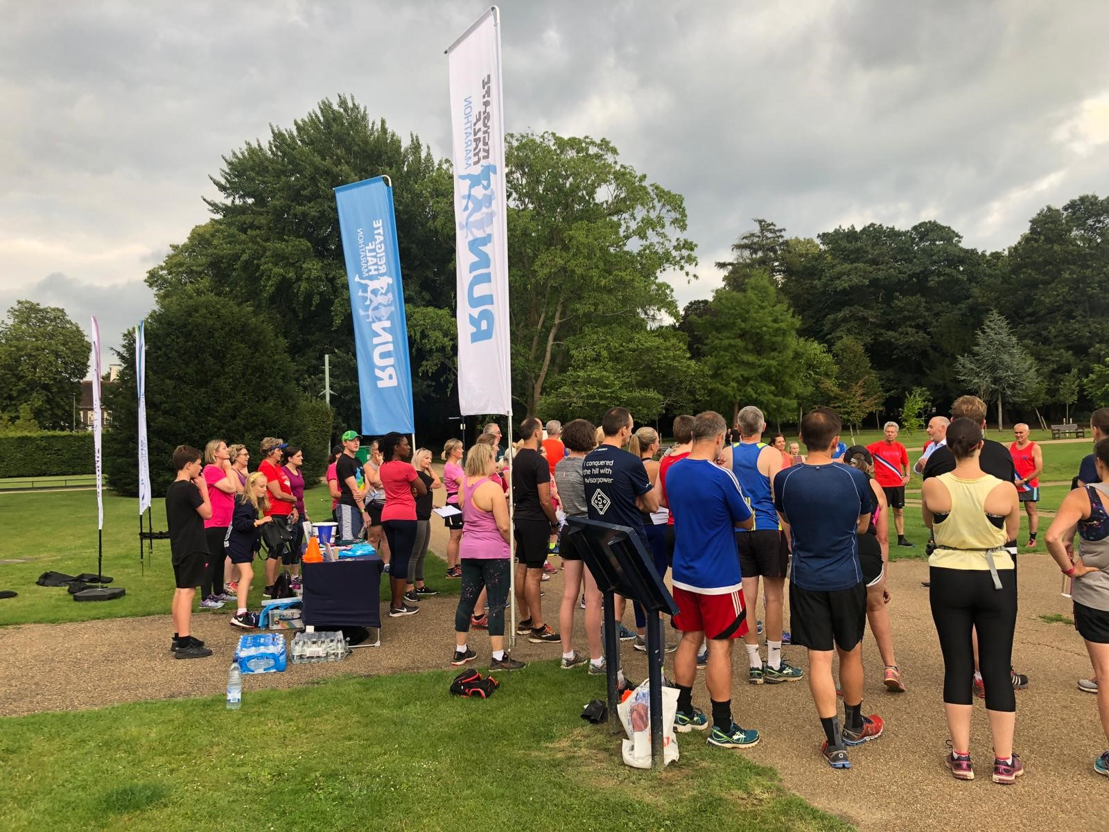 Intersport Run Reigate Run Club – Week 3