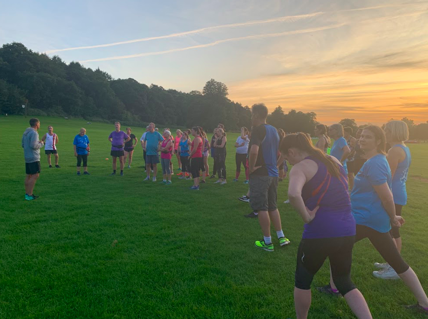 Intersport Run Reigate Run Club – Week 7