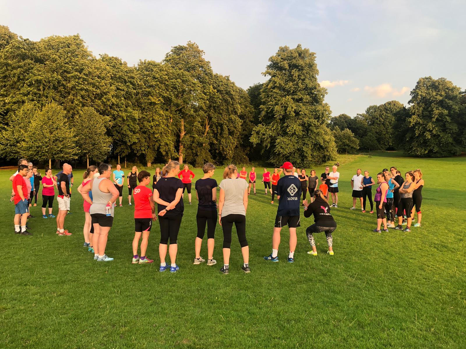 Intersport Run Reigate Run Club – Week 5