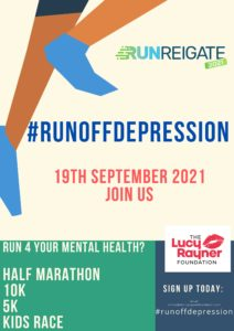 78 Runners Run Reigate for Lucy Rayner Foundation 1